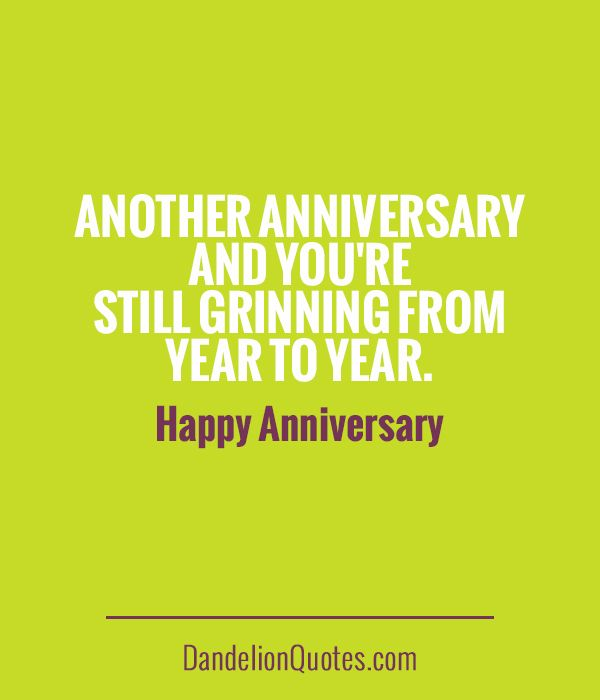 Funny Wedding Anniversary Quotes: 36 Best Happy Anniversary! Images On Pinterest