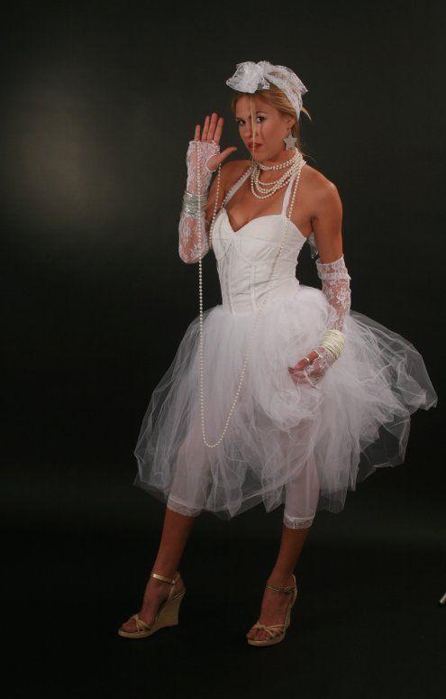 Madonna Costume  sc 1 st  Pinterest & 11 best Unique Halloween Costumes images on Pinterest | 80s costume ...