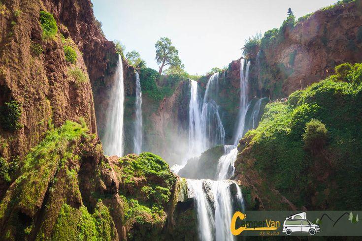 Las impresionantes cascadas de Ouzoud