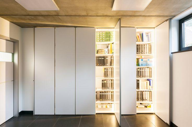 Fotogalerij inbouwkasten en garderobekasten | Anyway Doors