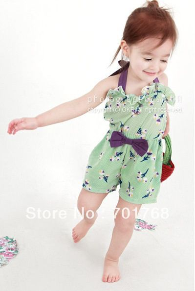 16 Best Baby Girl Jumpsuits Images On Pinterest | Newborn Girl Clothing Baby Girl Clothing And ...