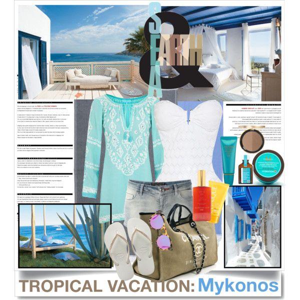My tropical vacation at Mykonos! http://www.mykonosgold.com