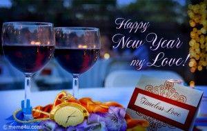 Happy New Year baby!