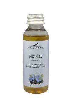 Découvrez les bienfaits de l'huile végétale de NIgelle BIO contre les problèmes digestifs