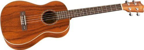 Lanikai CK-B Curly Koa Baritone Ukulele Satin Natural by Lanikai. $339.00. The CK-B baritone ukulele uses Hawaiian koa that is especially prized for its curly grain. Lanikai makes use of this exquisite wood by handcrafting all CK series uke's to exacting specifications. Grown mostly on the island of Oahu, the gorgeous red-hued wood used for the curly koa series make these Lanikai ukuleles look as beautiful as they sound. In its most traditional form the CK-B is...