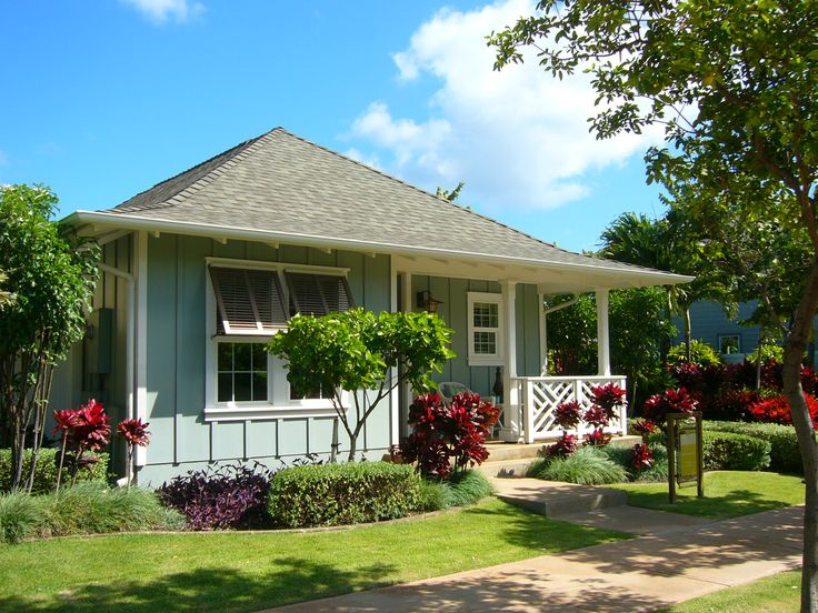 New construction looks older kama 39 aina home pinterest for Hawaiian plantation style home plans