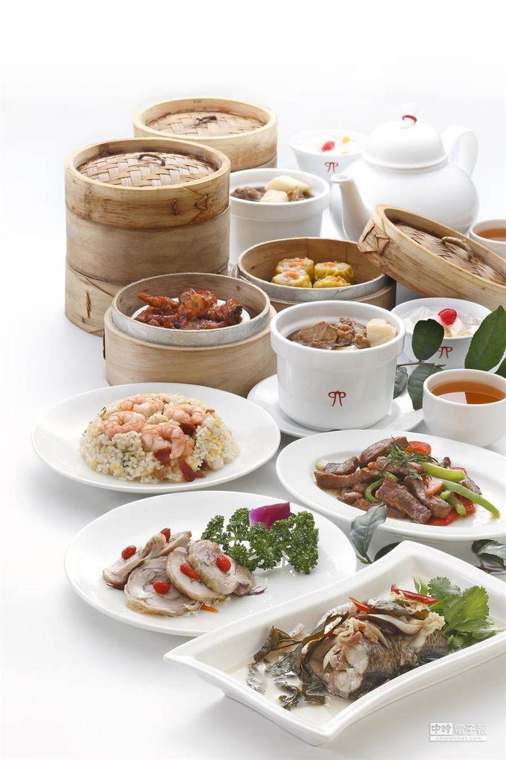 六福客棧金鳳廳推出春茶饗宴。(業者提供)
