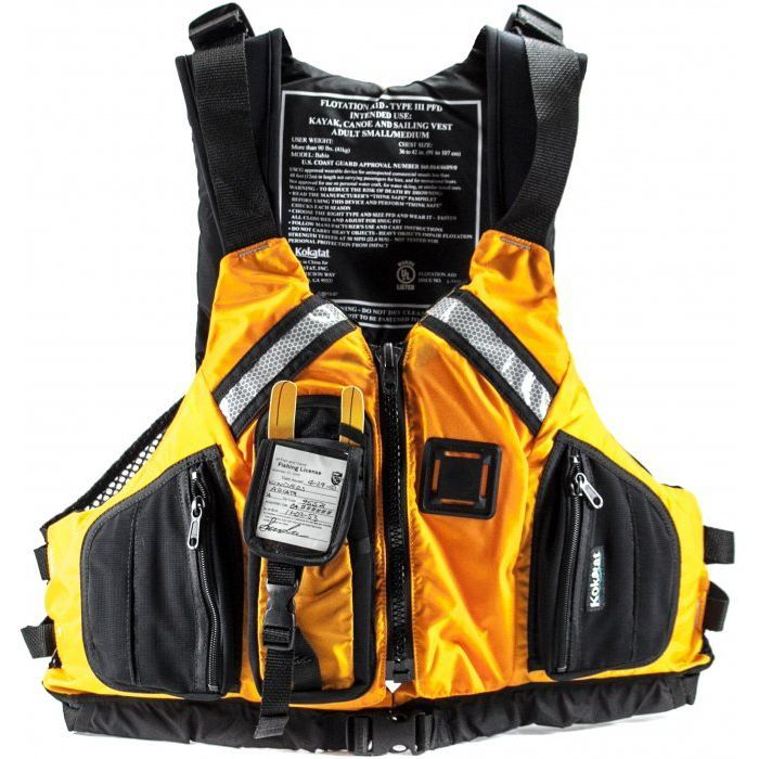 How to Pick the Right PFD for Kayak Fishing  : The ACK Blog