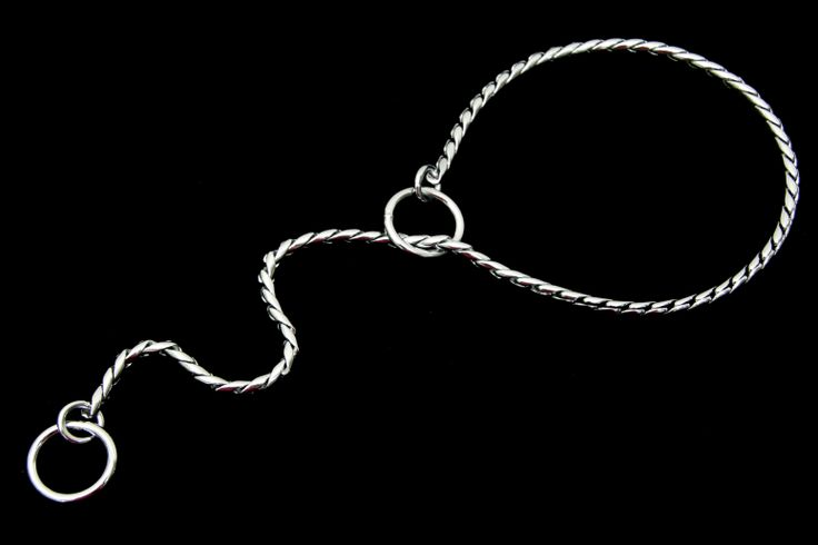 Slip Snake Chain Show Collar