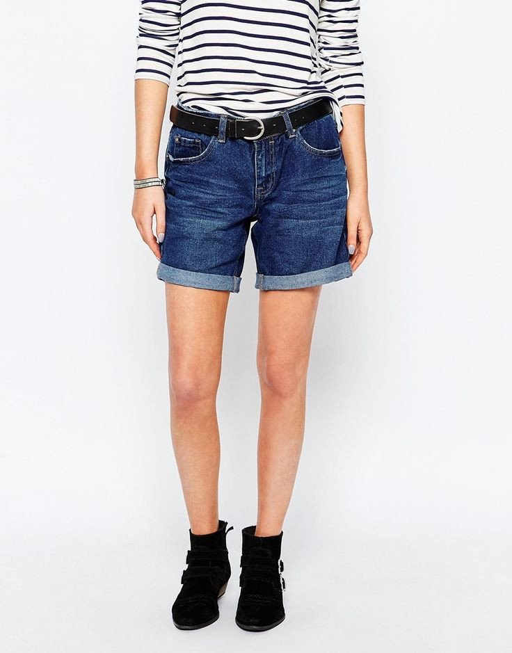 New Look Boyfriend Shorts