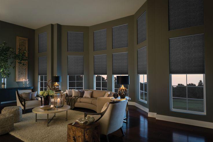 54 best images about cellular shades on pinterest hunter douglas cellular blinds and home windows. Black Bedroom Furniture Sets. Home Design Ideas