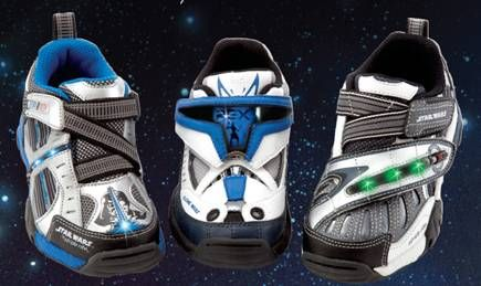 May the FOURTH Be With You: Stride Rite Shoes Celebrate National Star Wars Day!