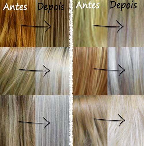 A forma certa de matizar o cabelo com dicas passo-a-passo. Descubra e aprenda…