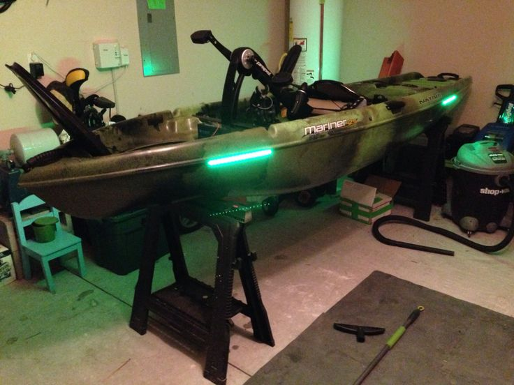 17 best images about kayak on pinterest bow light for Kayak lights for night fishing