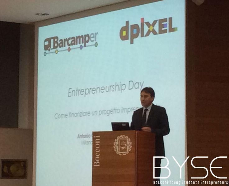 """Sesto ospite di """"Entrepreneurship Day"""""""