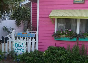 Tybee Island, GA United States - Old Love Cottage circa 1921 | Mermaid Cottages, LLC