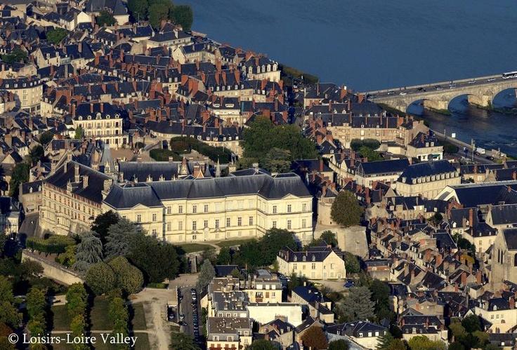 Ville et Château Royal de Blois