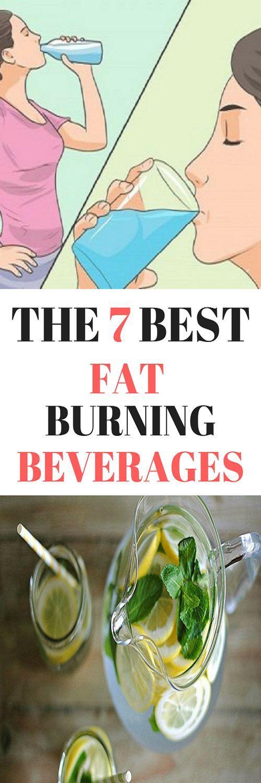 THE 7 BEST FAT BURNING BEVERAGES!