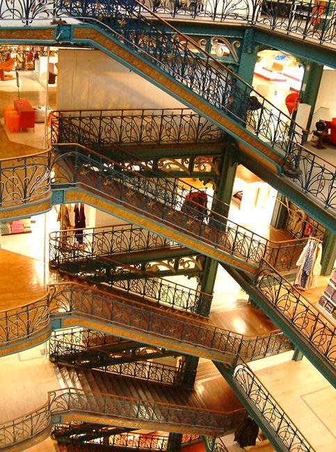 La Samaritaine, Department Store, 77 Rue de Rivoli, Paris I