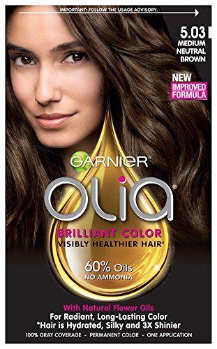 Best 25  Garnier hair colour shades ideas on Pinterest  Garnier hair dye, Mahogany brown hair