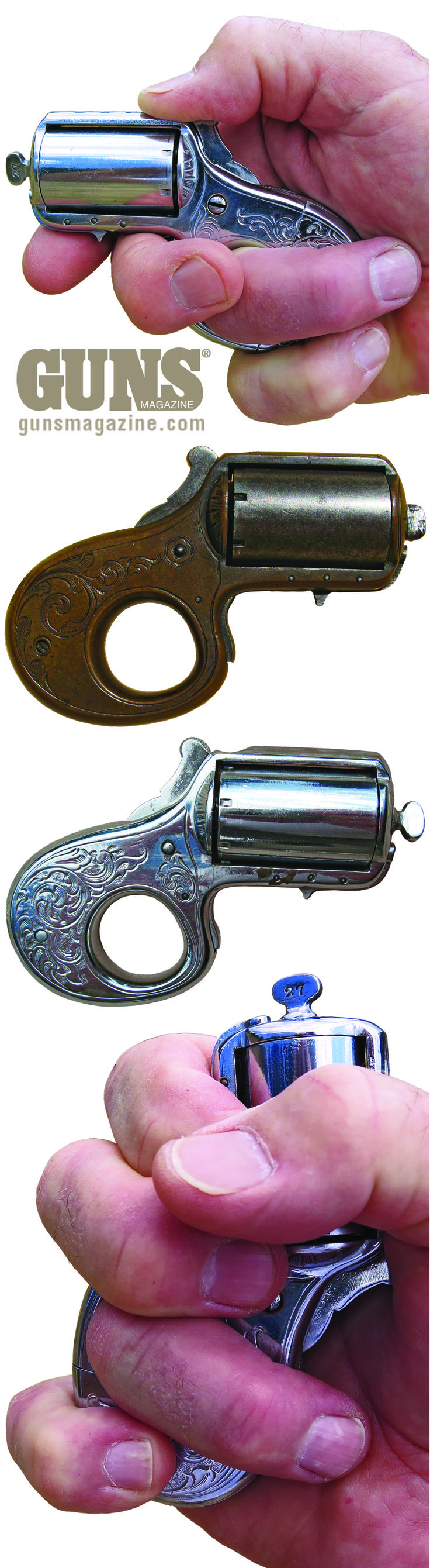 """A Pistol With Punch 