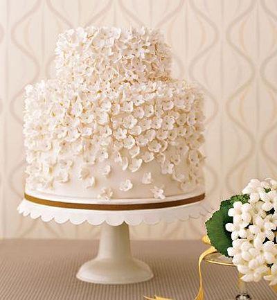 35 best classic white wedding images on pinterest wedding white floral design cake mightylinksfo