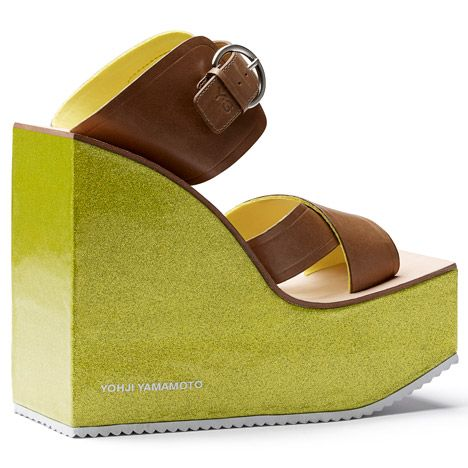 C Label Womens Cup-6l Yellow - Sandals