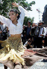 Romanichal Gypsy Culture