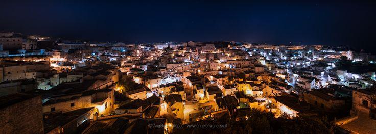 Matera - Italy - Lovely Matera a wonderful italian city