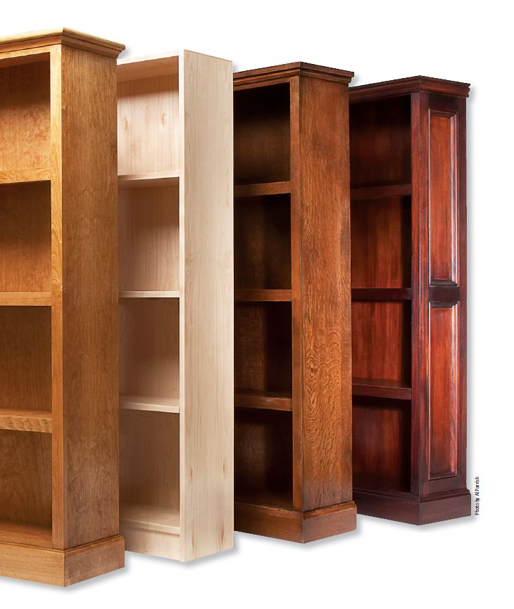 Build Better Bookcases Project Download Popular Woodworking Magazine Bookcase Plans Woodworking Projects Diy Woodworking