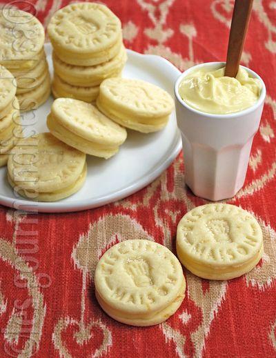 Les gourmandises d'Isa: BISCUITS AU CITRON