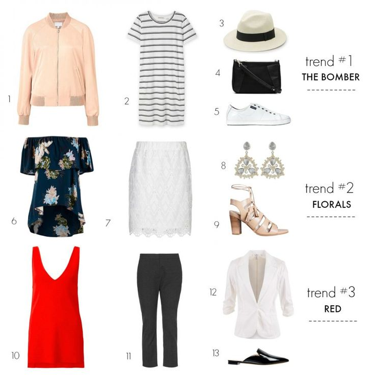 3 Autumn/Winter trends you can wear now in summer