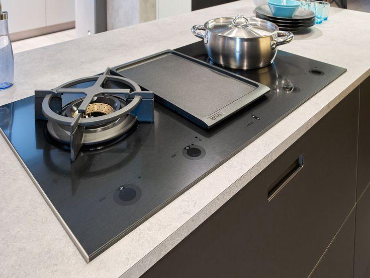 Koken in je nieuwe keuken was nog nooit zo gemakkelijk als met de topapparatuur van ATAG.