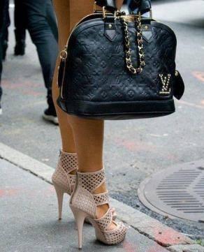 Carteras Me encanta y los Zapatos