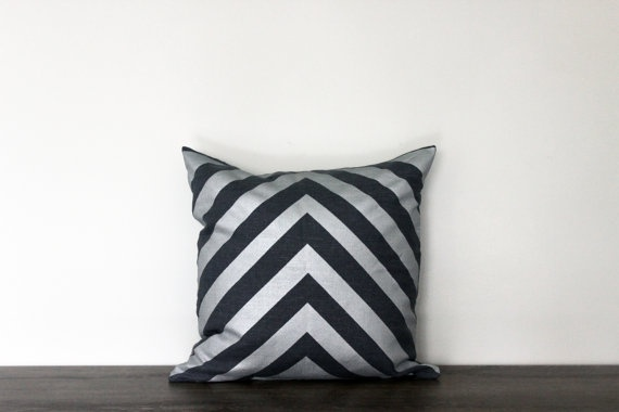 Decorative Pillow Case by Lempi design Reflections by LEMPIDESIGN, $50.00