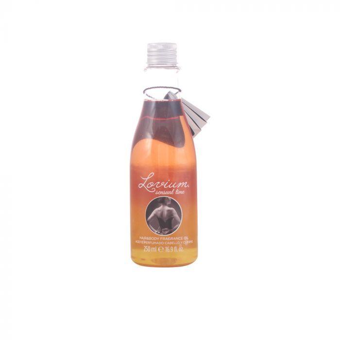 Lovium Sensual Time Hair And Body Fragance Oil 250ml