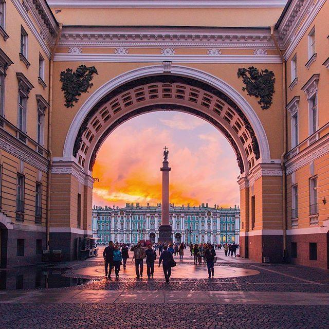 Saint Petersburg, Russia. @vi66nyaphoto