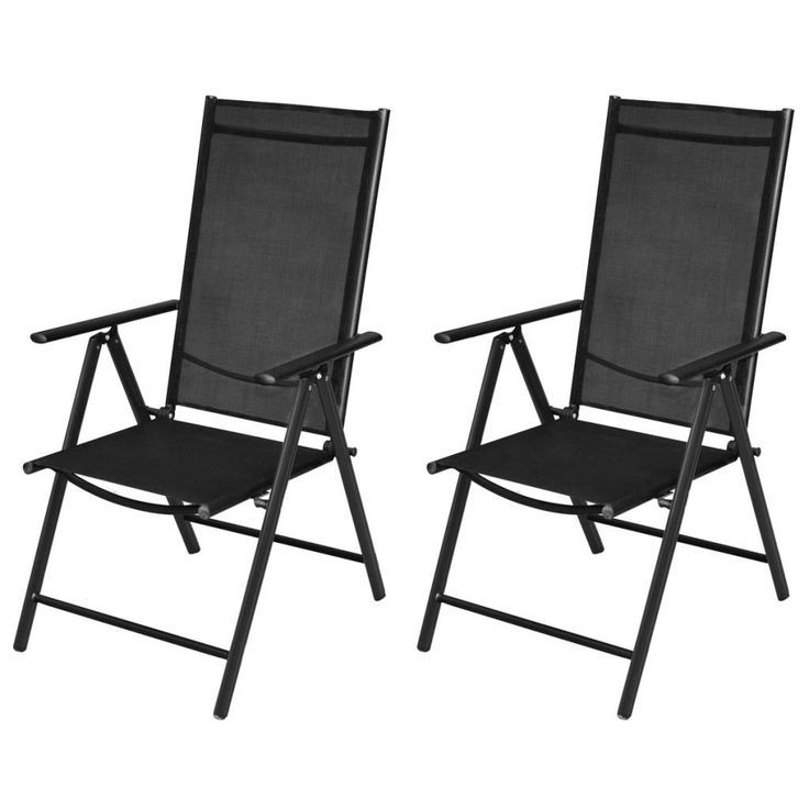 Chaises Pliables In 2020 Folding Garden Chairs Garden Chairs