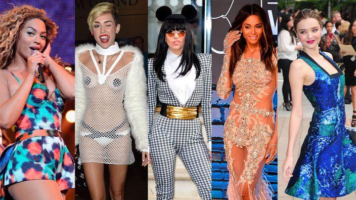 9 Ways to Dress Like a Fierce Bitch in 2014