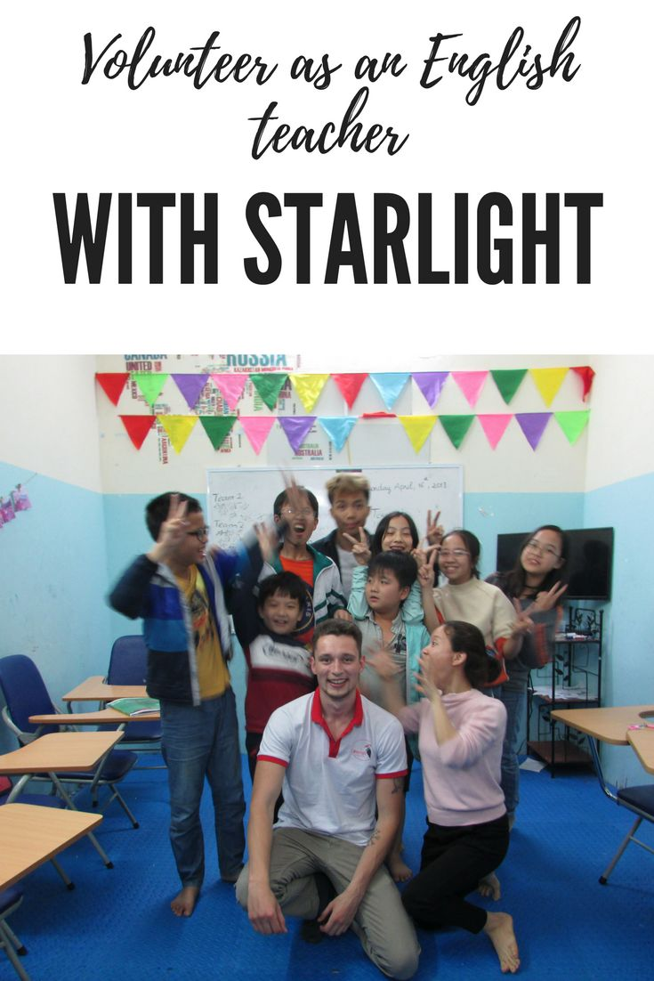 Volunteer in rural Vietnam as an English teacher with Starlight. I'm having an amazing time in a rural Quynh Luu and I just wanted to show you how you can get the same experience.