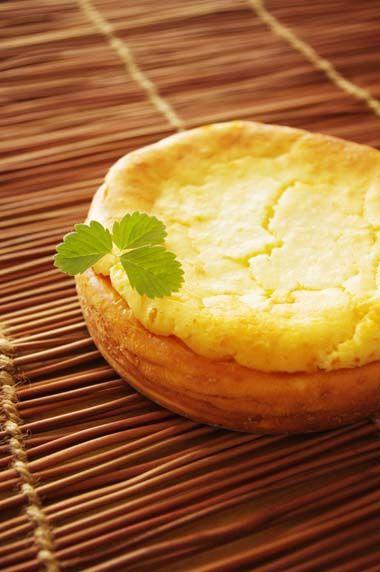 混ぜて焼くだけ!カッテージチーズケーキ☆   美肌レシピ