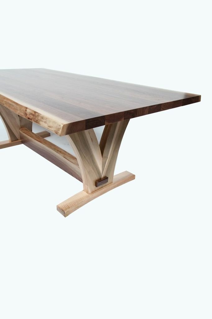 best Live edge table  on Pinterest