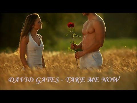 AS MAIS LINDAS CANÇÕES DE AMOR - DAVID GATES - TAKE ME NOW (leve me agor...