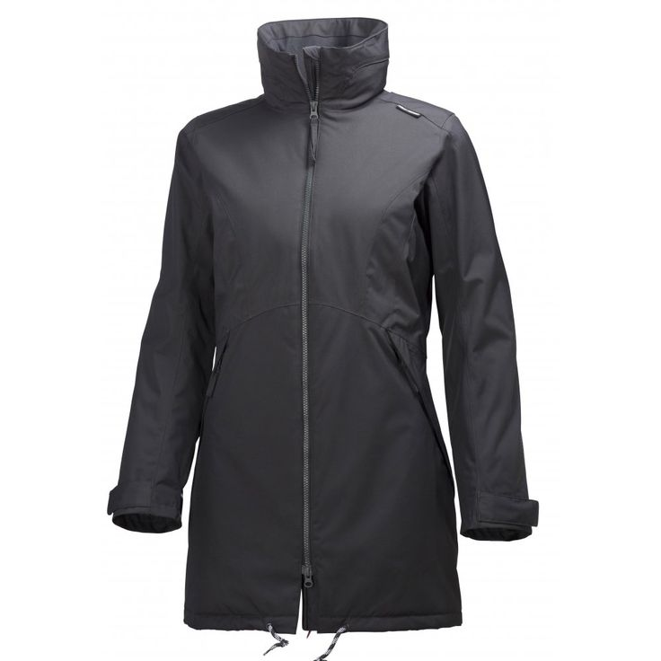 Laurel Long Insulated Ladies Raincoat