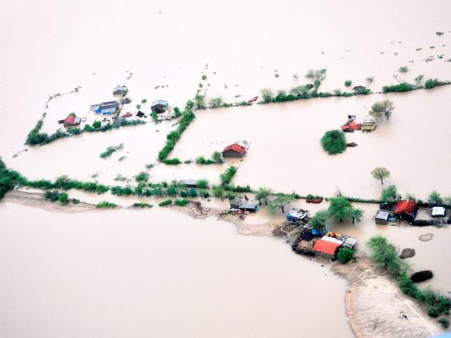 Slideshow : Flood in Gujarat - Flood-like situation in western India after heavy rainfall - The Economic Times