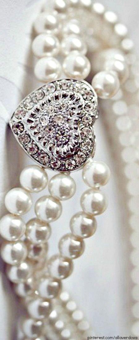 Frivolous Fabulous  - Diamonds and Pearls