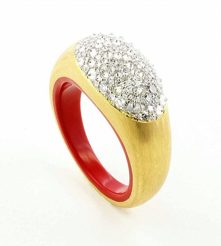 Resultado de imagen para James Taffin de Givenchy jewelry