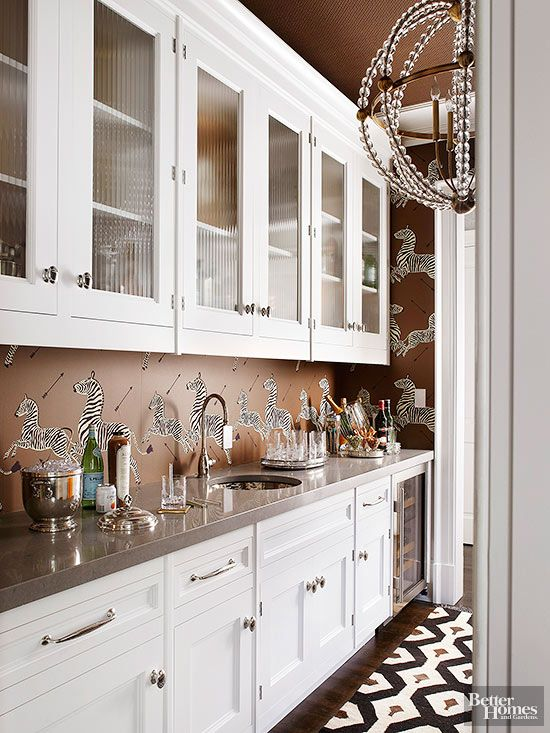 44 best Winning Wet Bars images on Pinterest | Home ideas, Kitchens ...