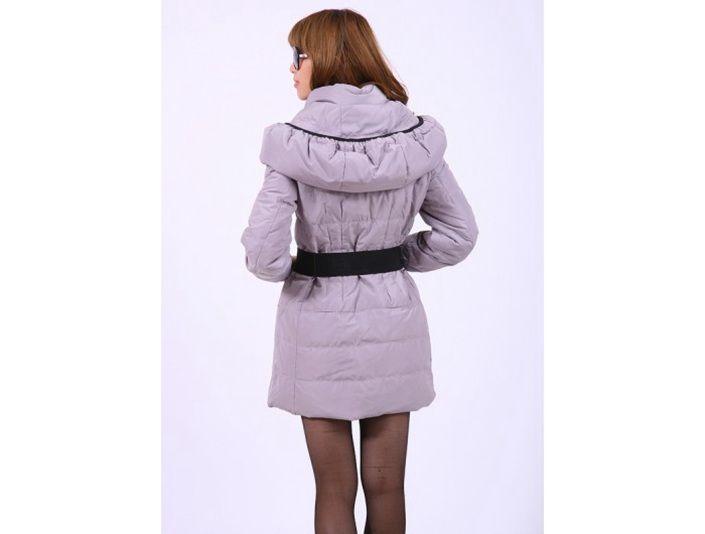 online shop moncler damen classic long down coats grau sale moncler mantel damen pinterest. Black Bedroom Furniture Sets. Home Design Ideas
