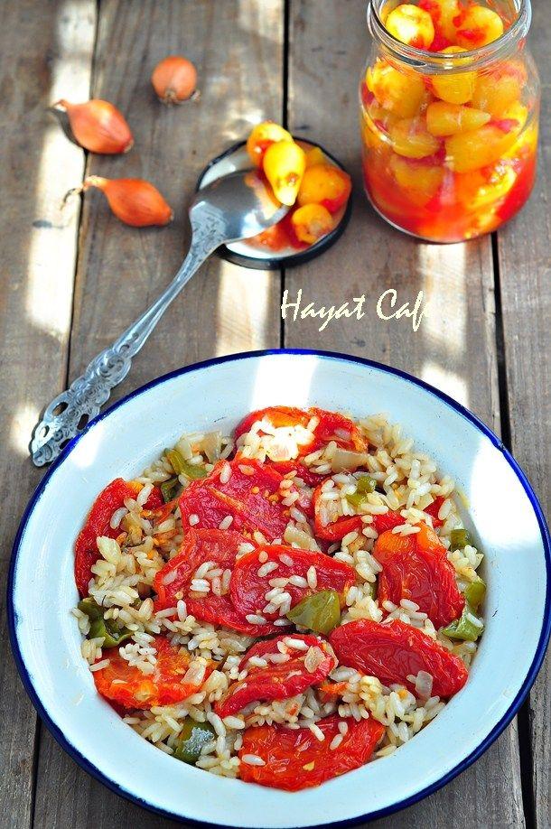 Kuru domates yemeği tarifi